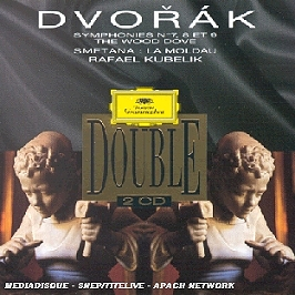 Symphonies N 7, 8 Et 9;The Wood Dove;La Moldau, CD