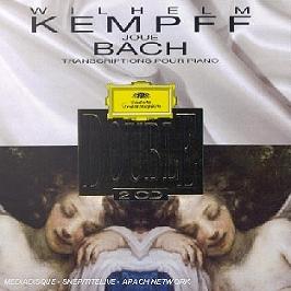 Transcriptions Pour Piano, CD