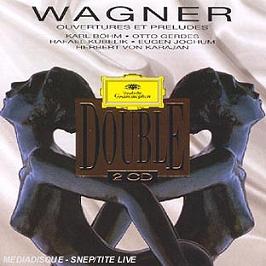 Ouvertures & préludes, CD