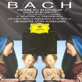 Messe en si mineur, CD
