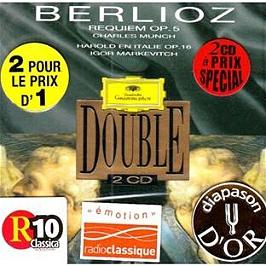 Requiem Op 5;Harold En Italie Op 16, CD