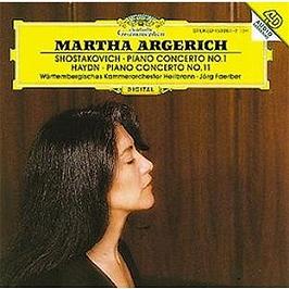 Piano concerto n.1 ; piano concerto n.11, CD