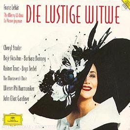 La Veuve Joyeuse, CD