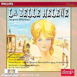 La Belle Hélène, CD