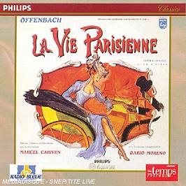La Vie Parisienne, CD