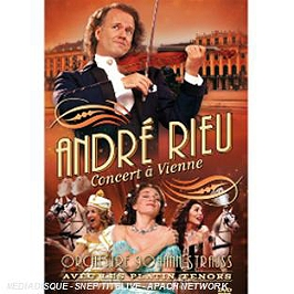 Concert à Vienne, Dvd Musical