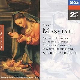 Le Messie (messiah) (intégral), CD