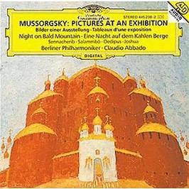 Pictures At An Exhibition;Bilder Einer Ausstellung;Tableaux D'une Exposition;Night On Bald Mountain., CD