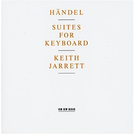 Suites for keyboard, CD