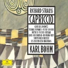 Capriccio, CD