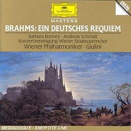 Requiem Allemand, CD