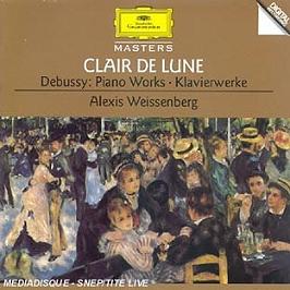 Clair De Lune - Estampes, CD