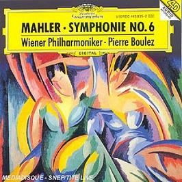 Symphonie N 6, CD
