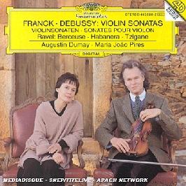 Violin Sonatas-violinsonaten-sonates Pour Violon;Berceuse;Habanera;Tzigane, CD