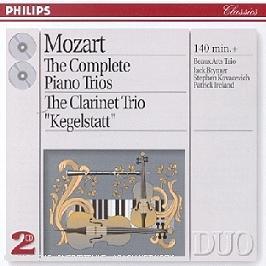 The Complete Piano Trios;The Clarinet Trio