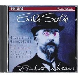 Gnossiennes - Gymnopédies - Ogives - Trois Sarabandes - Petite Ouverture à Danser, CD