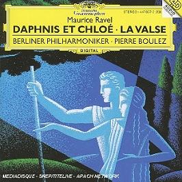Daphnis & Chloé, La Valse, CD