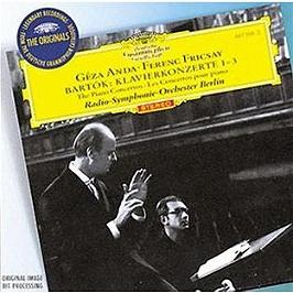 Les Concertos Pour Piano, CD