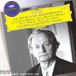 Sonates Piano N 8 &4, CD