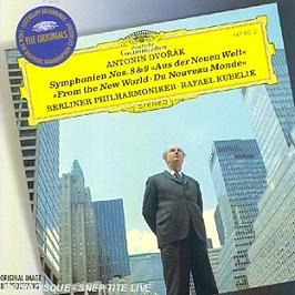 Symphonies N 8, 9, CD