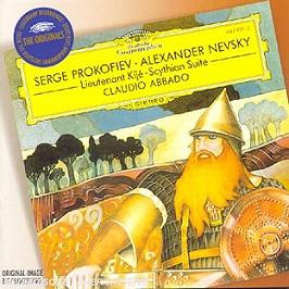 Alexandre Nevsky;Suite Scythe;Lieutenant Kije, CD