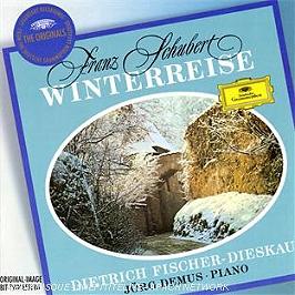 Le voyage d'hiver, CD