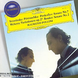 Sonates, CD