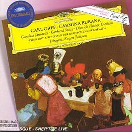 Carmina burana, CD