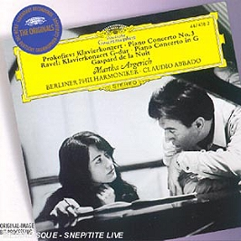 Piano Concerto N.3 - Piano Concerto In G, CD