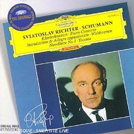 SCHUMANN-CONCERTO PIANO-INTRO&, CD