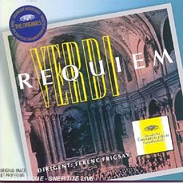 Réquiem, CD