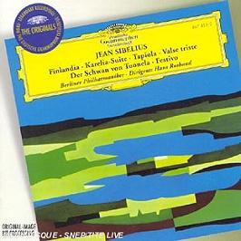 Sibelius Valse Triste Op 44, CD