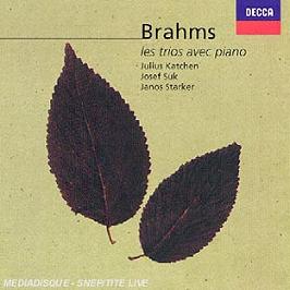 Les Trios Avec Piano, CD
