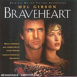Braveheart (bof), CD