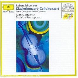 Concerto Pour Piano Op. 54;Concerto Pour Violoncelle Op. 129, CD