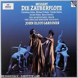 Mozart-La Flute Enchantee-Oelz, CD
