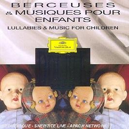 Berceuses & musiques pour enfant, CD
