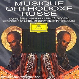 Musique Orthodoxe Russe, CD