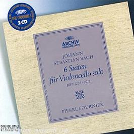 6 Suites Pour Violoncelle, CD
