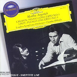 Piano Concerto N°1, CD