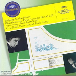 Concertos Pour Piano N 19, 27, CD