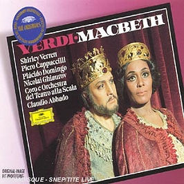 Macbeth, CD