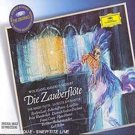 La flûte enchantée, CD