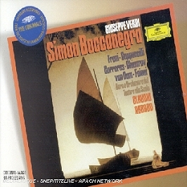 Simon Boccanegra, CD