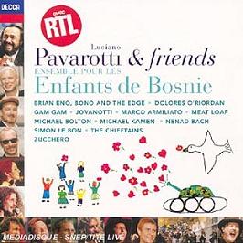 Pavarotti & Friends (pour Les Enfants De Bosnie) Vol 3, CD