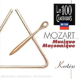 Musique Maçonnique, CD