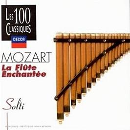 La flûte enchantée (extraits), CD