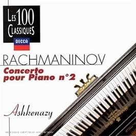 Concerto Pour Piano N° 2, CD