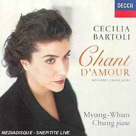 Chant D'Amour, CD