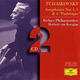 Symphonies n°4 , 5 et 6